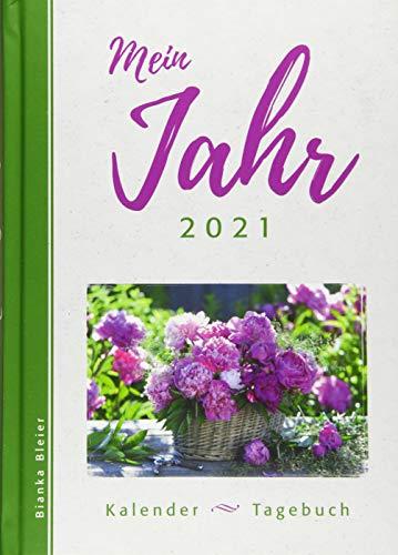 Mein Jahr 2021: Kalender-Tagebuch