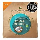 NUEVO - Azúcar de Coco BAMBOO STORY Ecológico Y Bio 200gr.