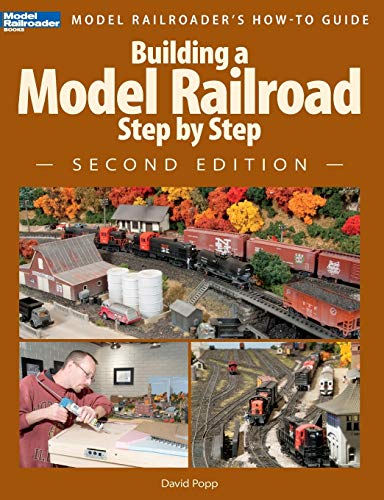 Compare Textbook Prices for Building a Model Railroad Step by Step Model Railroader's How-To Guides 2nd Edition ISBN 9780890248324 by David Popp