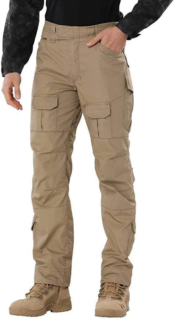 TRGPSG Men's Very popular Waterproof Hiking Cheap mail order specialty store Pants Scratch-Resistant Military