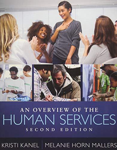 An Overview of the Human Services
