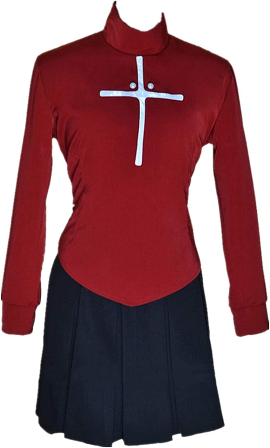 Upgraded Version Directly managed store Fate Stay Bargain sale Night Cosplay Tohsaka Rin FGO