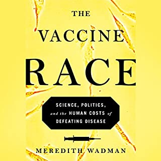 The Vaccine Race cover art