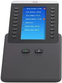 Cisco Phone Expansion Module for multiplatform phones
