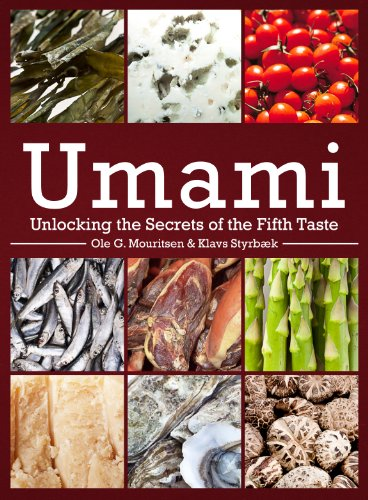 Umami: Unlocking the Secrets of the Fifth Taste (Arts and Traditions of the Table: Perspectives on Culinary History) (English Edition)