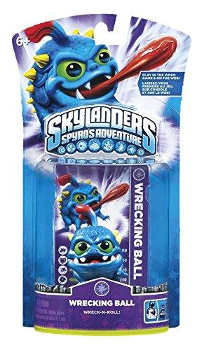 Figurine Skylanders: Spyro's adventure - Wrecking Ball (compatible Skylanders : Giants)