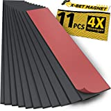 Best Magnetic Tapes - Magnet Strips with Adhesive Backing - Flat Thin Review