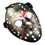 URDEAR Cosplay Costume Masks Jason Masks Halloween Thicken Horo Jason Mask Masquerade Paty Masks Costume Accessory
