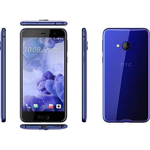 HTC U Play Smartphone débloqué 4G (Ecran: 5,2 pouces - 32 Go - Nano-SIM - Android) Blanc Perle