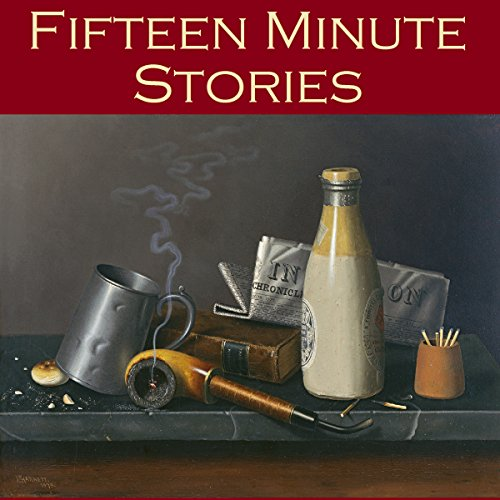 Fifteen Minute Stories audiobook cover art