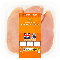 Morrisons Chicken Breast Fillets, 485g