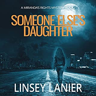 Someone Else's Daughter audiobook cover art