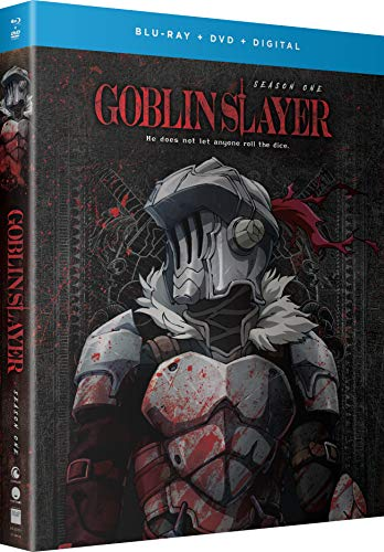 GOBLIN SLAYER SSN1 BDC+FD [Blu-ray]
