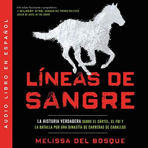 Líneas de sangre [Bloodlines] audiobook cover art