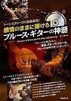 トーンもフレーズも自由自在! 感情のままに弾けるブルースギターの神髄 DVD付き!