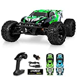 1:10 Scale Brushless RC Cars 65 km/h Speed - Boys Remote Control Car 4x4 Off Road Monster Truck Electric - All Terrain...