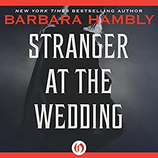 Stranger at the Wedding audiobook cover art