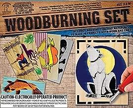 Gener8 GS21044M Wood Burning Set, Multi