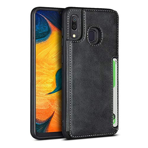 Schutzhülle für Samsung Galaxy A30, Schwarz