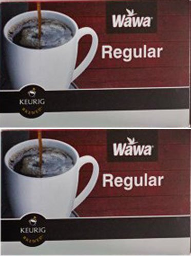 WaWa Single Serve Coffee K-cups - 24 Pack Regular/Original
