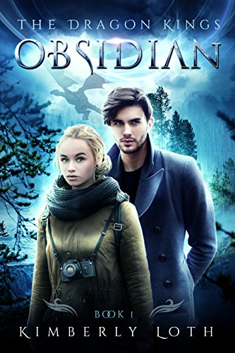 Obsidian (The Dragon Kings Book 1) by [Kimberly Loth]