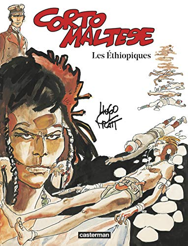 Corto Maltese en couleur, Tome 5 : Les Ethiopiques