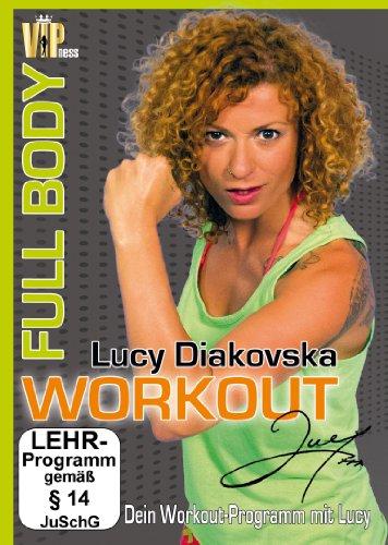 Full Body Workout mit Lucy Diakovska - Promi Fitness VIPness [Alemania] [DVD]