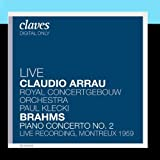 Claudio Arrau: Brahms 2