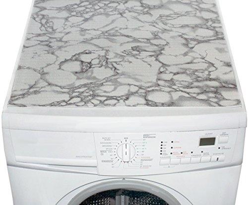 Friedola Waschmaschinenauflage Marmor 60x60 cm - Made in Germany