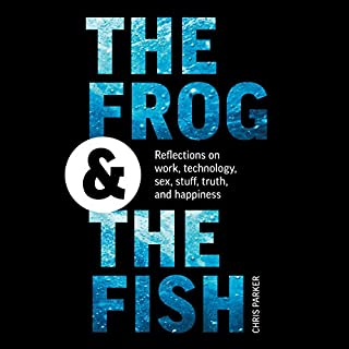 The Frog and the Fish cover art