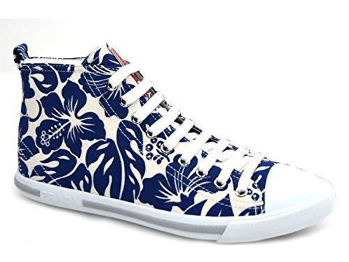 Prada Damen Mehrfarbig Stoff Sneaker 3T5731 38 EU