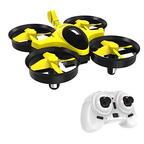 GoolRC Scorpion T36 2.4G 4 Canales 6-Axis Gyro 3D-Flip antiaplastamiento UFO RC Quadcopter RTF Drone Grandes Regalos Juguetes