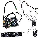 Hoverboard PCB REPARACIÓN KIT 3 SISTEMA DE PLACA - Swegway 2 ruedas Smart Scooter Gyro PCB principal