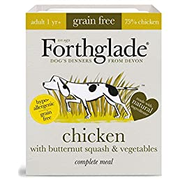 Forthglade Natural Grain Free Complete