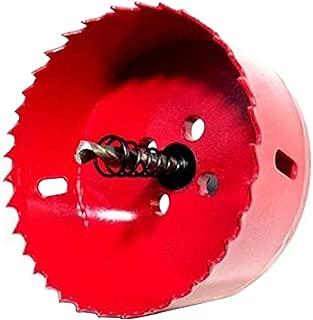 ホールソー 選べる40サイズ(16~220mm) 木工 用 DIY に最適! 穴あけ 道具 ホルソー (105mm)