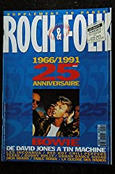 ROCK & FOLK 291 DAVID BOWIE Les Inconnus Red Hot Chili Pepper Buddy Holy Dick Rivers Texas