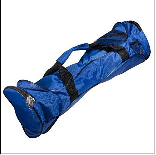 JZK® 60 x 22 cm Bolsa de Transporte para Auto Equilibrio Inteligente Drifting eléctrico Monociclo Scooter (Azul -1)