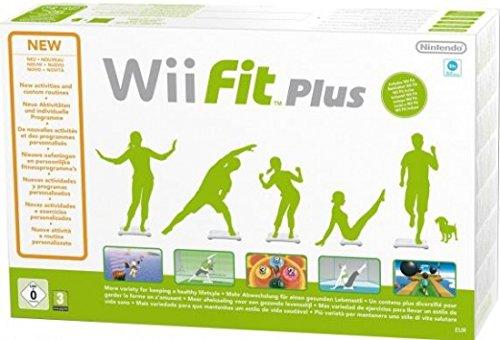 Nintendo Fit Plus + Balance Board (Wii)