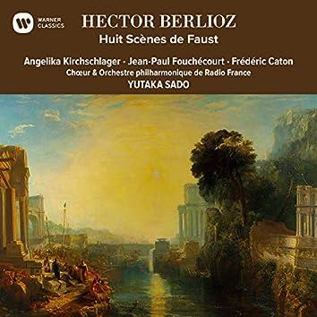 Berlioz: 8 scènes de Faust