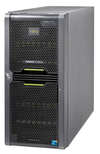Fujitsu Primergy TX200 S6 Server (Intel Xeon E5640, 2.6GHz, 12GB RAM, 900GB HDD, DVD)