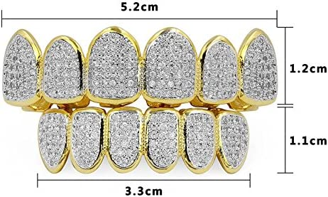 Clip on gold teeth _image3