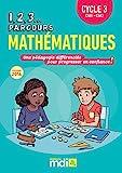 1, 2, 3 Parcours Mathématiques CM + CD