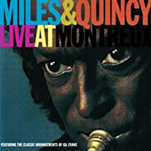 Miles Davis & Quincy Jones Live At Montreux by Miles Davis (1993-08-06)