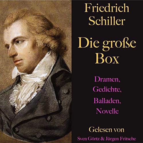Friedrich Schiller. Die große Box Titelbild