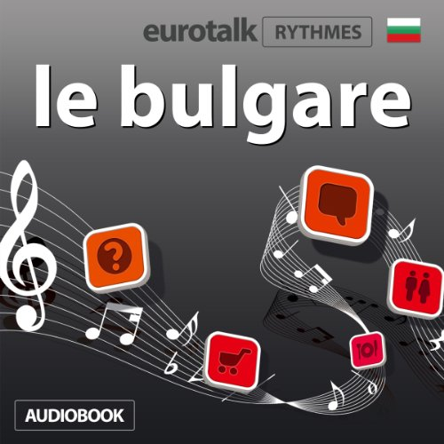 EuroTalk Rythme le bulgare                   Written by:                                                                                                                                 EuroTalk Ltd                               Narrated by:                                                                                                                                 Sara Ginac                      Length: 56 mins     Not rated yet     Overall 0.0