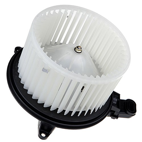cciyu HVAC Heater Blower Motor with Wheel Fan Cage AL1Z 19805 A Air Conditioning AC Blower Motor fit for 2009-2014 Ford Expedition /2009-2014 Ford F-150/2009-2014 Lincoln Navigator