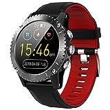 LLM Sport Smart Watch Uomo Bluetooth Informazioni Musica Push Frequenza Cardiaca Altezza Pressione Misura Chiamata Promemoria Smartwatch(A)