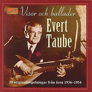 Visor och ballader - 20 originalinspelningar från åren 1936-1954