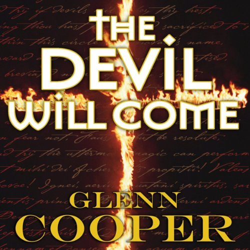 The Devil Will Come audiobook cover art