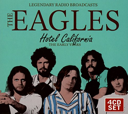 Hotel California - Legendary Radio Broadcast (4 CD)